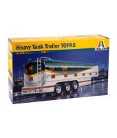 HEAVY TANK TRAILER TOPAS