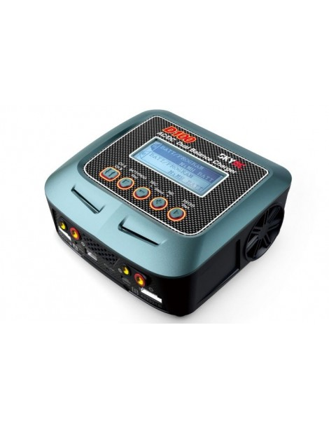 D100 DUAL BALANCE CHARGER 12/220 V