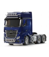 MERCEDES ACTROS 3363 6X4 GIGASPACE PEARL BLUE EDITION