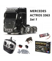 MERCEDES ACTROS 3363 SET 1