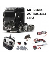 MERCEDES ACTROS 3363 SET 2