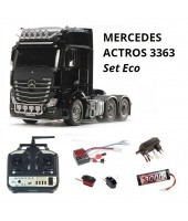 MERCEDES ACTROS 3363 SET ECO