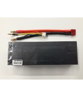 LIPO - 7,4 V 6000 MAH 60C HARD CASE