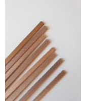 LISTELLO NOCE 1 X 5 MM (10 PZ.)