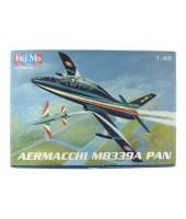 AERMACCHI MB-339A PAN FRECCE TRICOLORI
