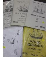 DISEGNI HMS BELLONA