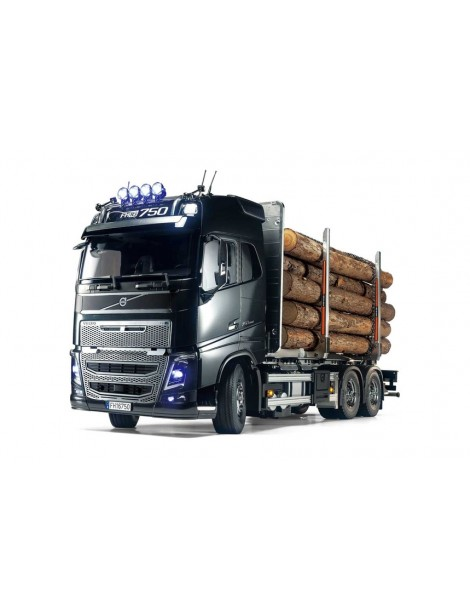 VOLVO FH16 GLOBETROTTER 750 TIMBER TRUCK