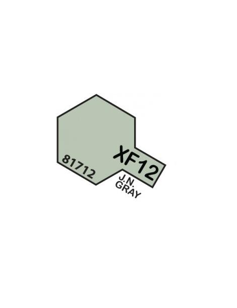 XF12 FLAT J. N. GRAY