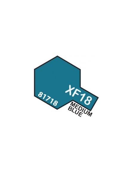 XF18 MEDIUM BLUE