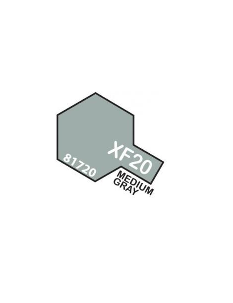 XF20 MEDIUM GREY