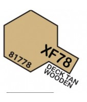 XF78 WOODEN DECK TAN