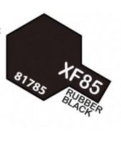 XF85 RUBBER BLACK