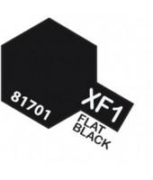 XF1 FLAT BLACK