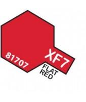XF7 FLAT RED