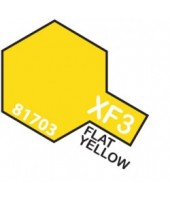 XF3 FLAT YELLOW