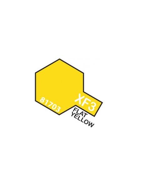 XF3 FLAT YELLOW