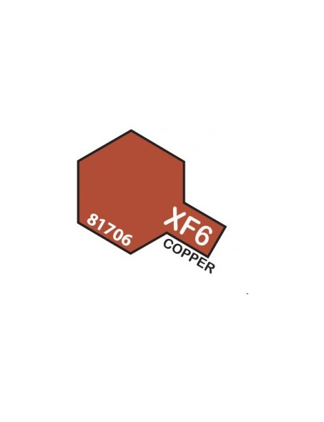 XF6 COPPER