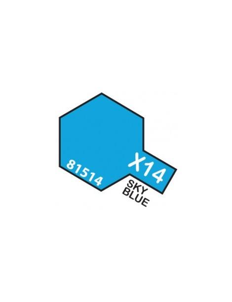 X14 SKY BLUE