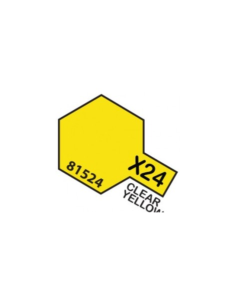 X24 CLEAR YELLOW