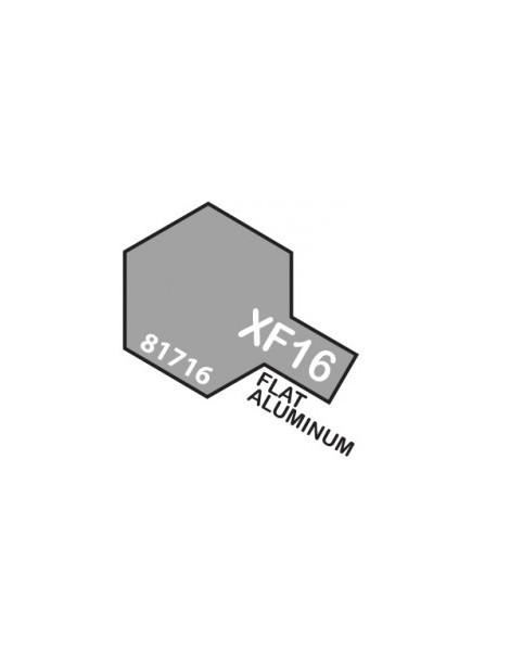 XF16 FLAT ALUMINIUM