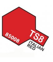 TS08 ITALIAN RED