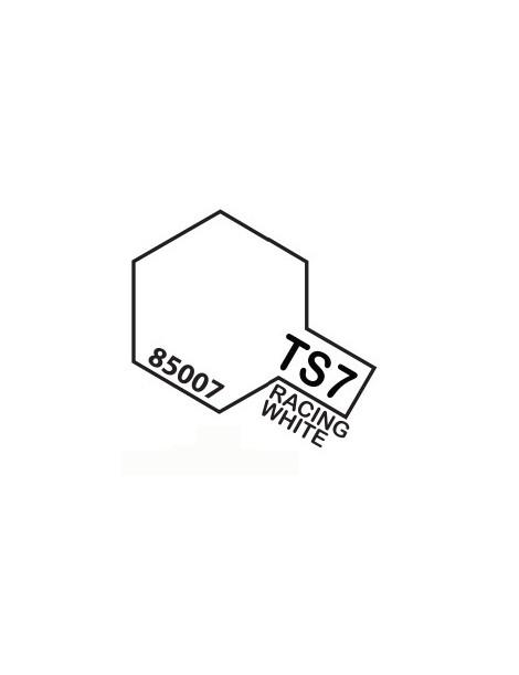TS7 RACING WHITE