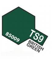 TS09 BRITISH GREEN