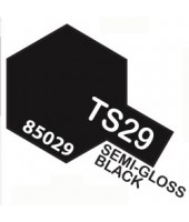 TS29 SEMI GLOSS BLACK