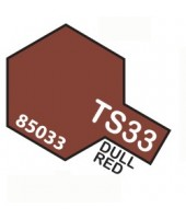 TS33 DULL RED