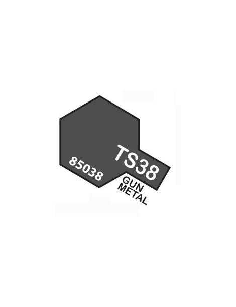 TS38 GUN METAL