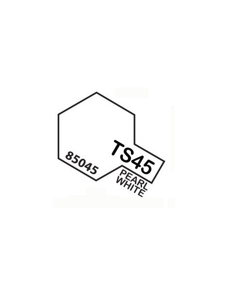 TS45 PEARL WHITE