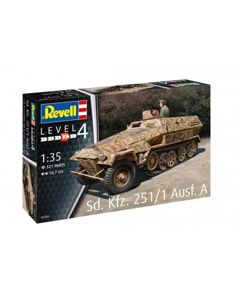 SD.KFZ. 251/1 AUSF. A