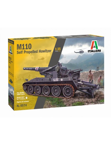 M110 A1 SELF PROPELLED HOWITZER