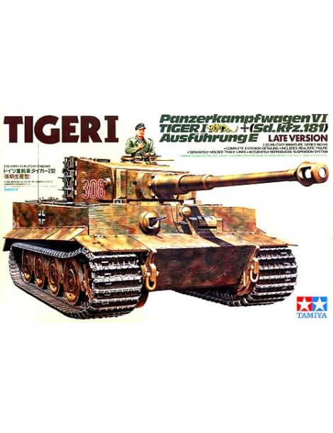 TIGER I LATE VERSION