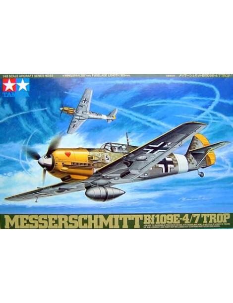 MESSERSCHMITT BF109 E-4/7 TROP