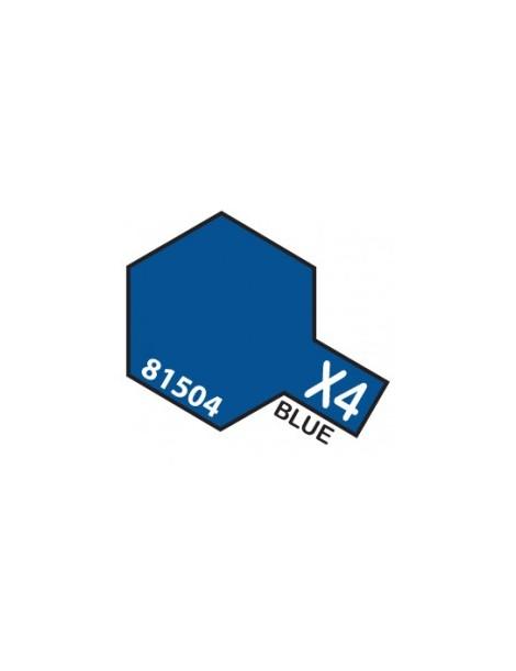 X4 BLUE