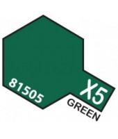 X5 GREEN