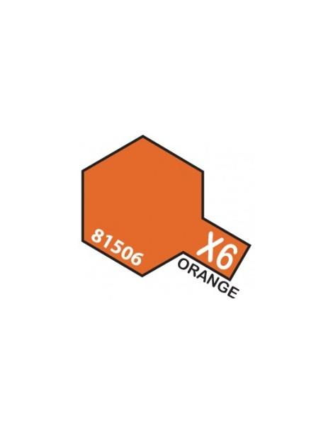 X6 ORANGE