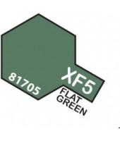XF5 FLAT GREEN