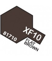 XF10 FLAT BROWN