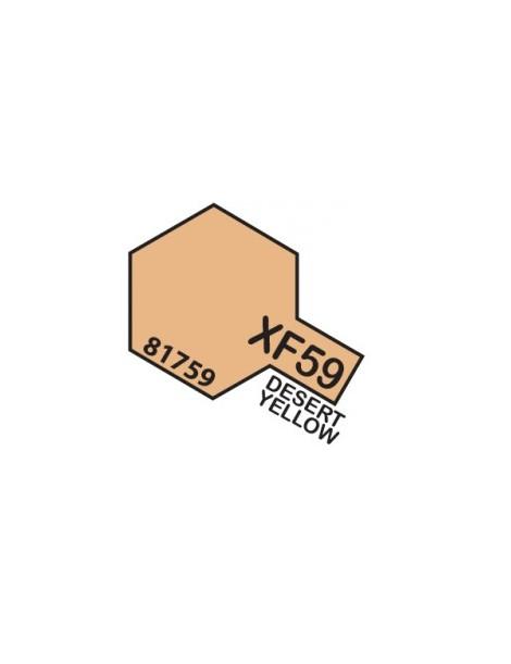 XF59 DESERT YELLOW