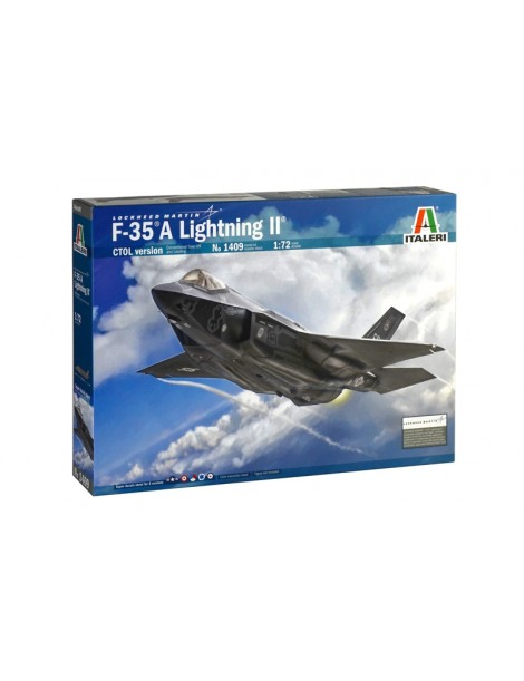 F-35A LIGHTNING II CTOL VERSION