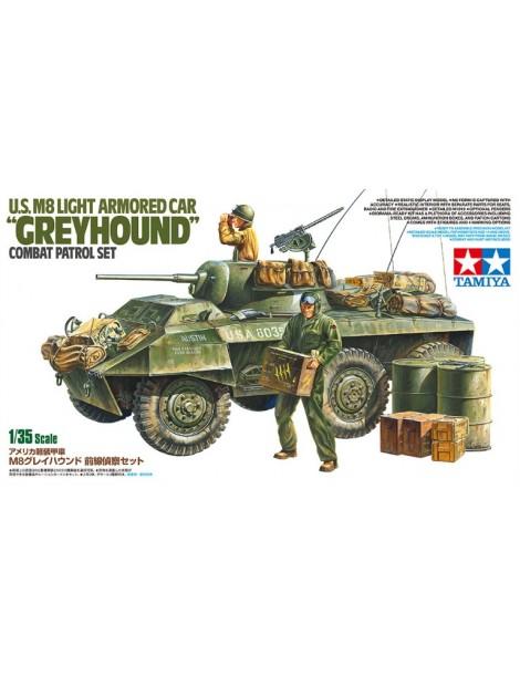 M8 LIGHT ARMORED CAR GREYHOUND LIM. ED.