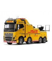 VOLVO FH16 GLOBETROTTER 750 8X4 TOW TRUCK