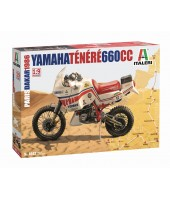 YAMAHA TENERE 660CC PARIS DAKAR 1986