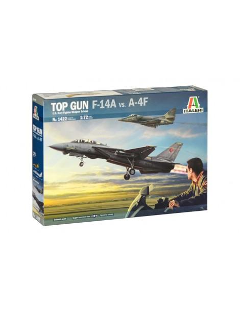 TOPGUN F-14 VS A-4