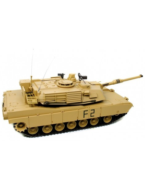 M1A2 ABRAMS (BB-IR) METAL EDITION