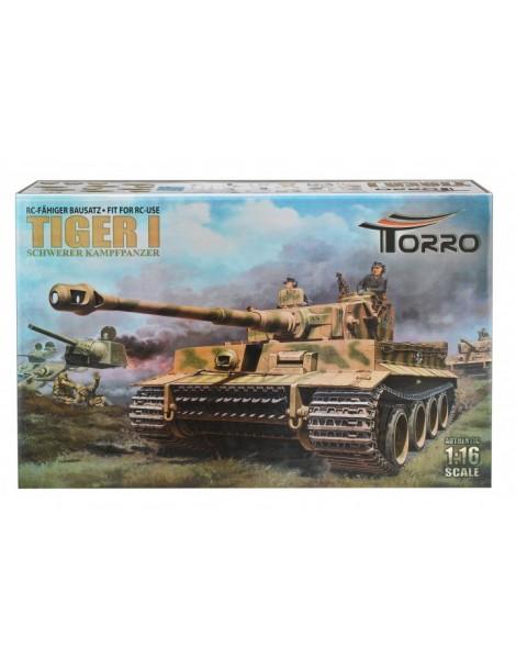 Tiger I Early (KIT) metal Profi