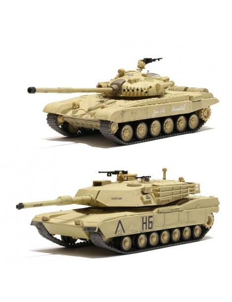 DESERT STORM 1 (ABRAMS + T-72)