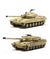 DESERT STORM 2 (CHALLENGER + T-72)